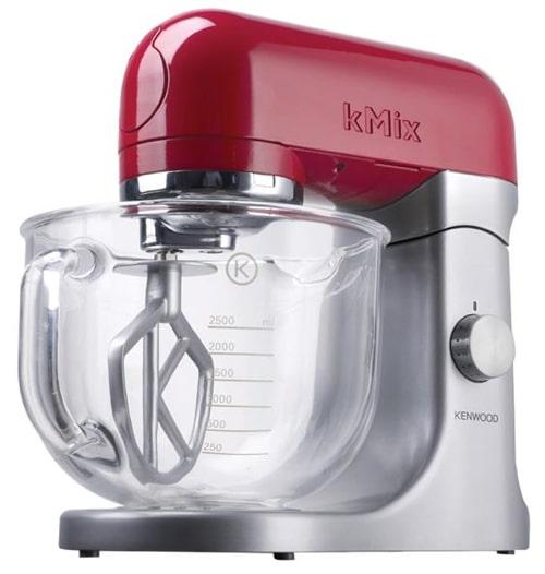 Robot pâtissier bol en verre
