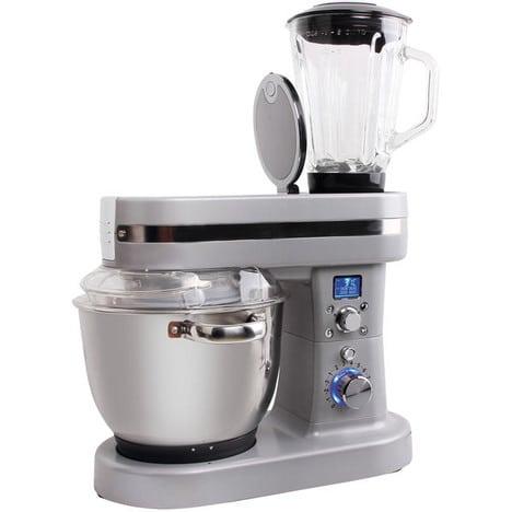 Robot pâtissier chauffant