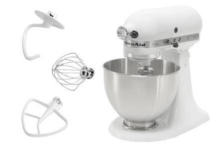 ▷ Meilleur Robot pâtissier kitchenaid classic / Avis & Test / Comparatif TOP 15