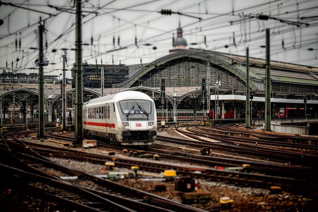 Paris-Toulouse en train