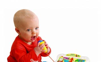 Jeux et jouets 8 mois