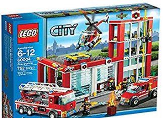 lego city pompier