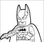 lego coloriage batman