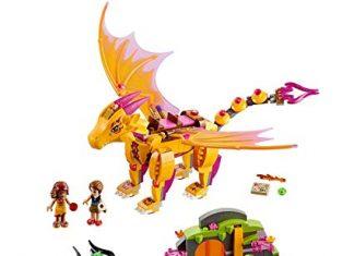 lego elves dragon
