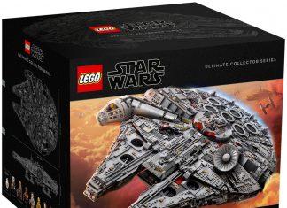 lego star wars faucon millenium