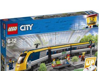 lego train city