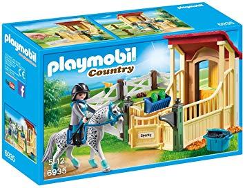 playmobil cheval
