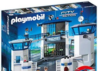 playmobil commissariat de police