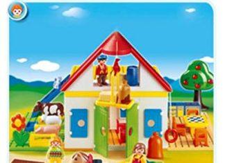 playmobil ferme 123