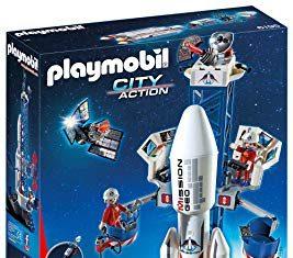playmobil fusée