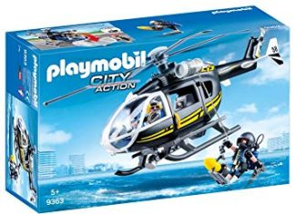 playmobil helicoptere