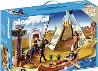 playmobil indien
