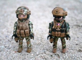 playmobil militaire