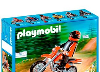 playmobil moto