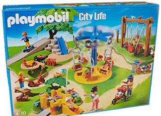 playmobil parc