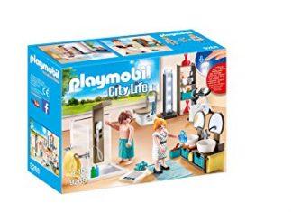 playmobil salle de bain