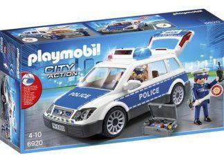 playmobil voiture de police